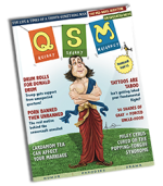 The QSM Magazine - Humor, Satire, and Parodies - Desi Humour and Funny Anecdotes - Download your free copy.