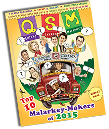 The QSM Magazine - The Indian Magazine of International Humor - humour magazines from India